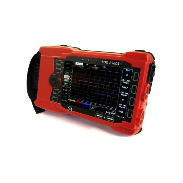 RDG 2500 – Ultrasonik Muayene Sistemleri
